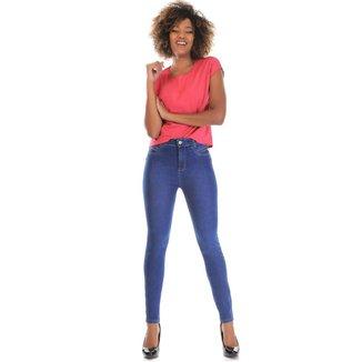 Calça jeans feminina cigarrete heart - 267738 46