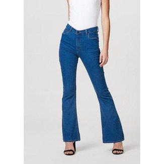 Calça Jeans Feminina Flare - H94L1CEJ6