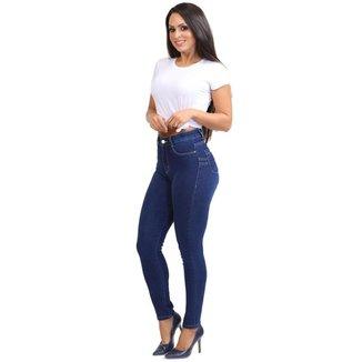 Calça jeans feminina levanta bumbum - 267391 46