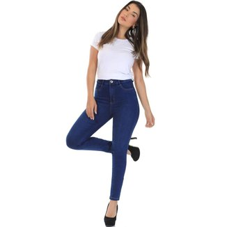 Calça jeans feminina super lipo - 267112 48
