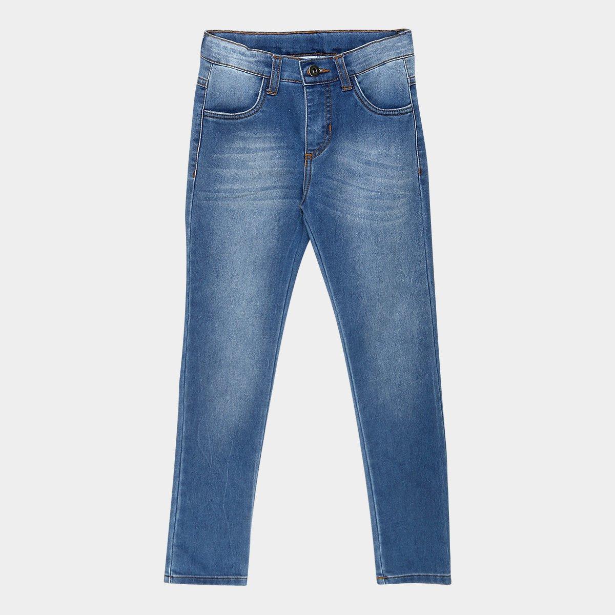 d9a7db073 Calça Jeans Infantil Cativa Estonada Masculina | Netshoes