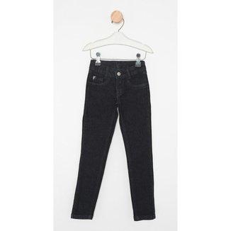 Calça Jeans Infantil Express Skinny Molly Feminina