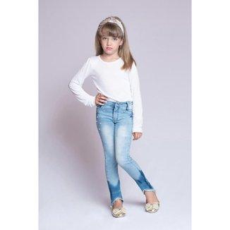 Calça Jeans Infantil MRX Jeans Feminina