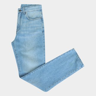Calça Jeans Lacoste Estonada Masculina