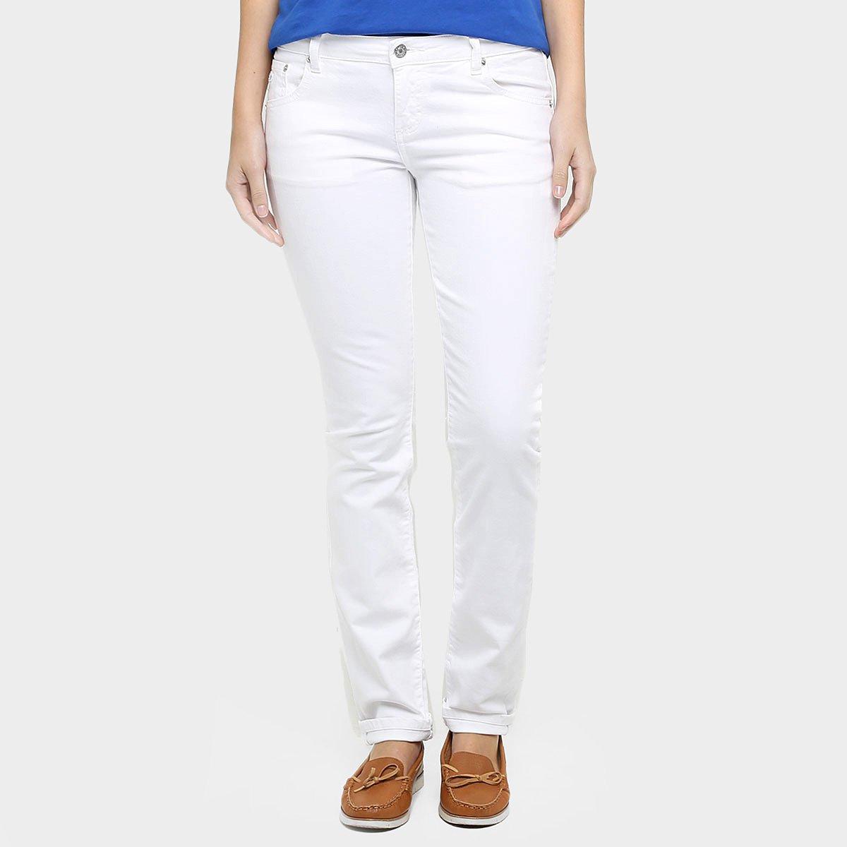 Calça Jeans Lacoste Skinny Fit Color - Compre Agora   Netshoes d9bdbfe9aa