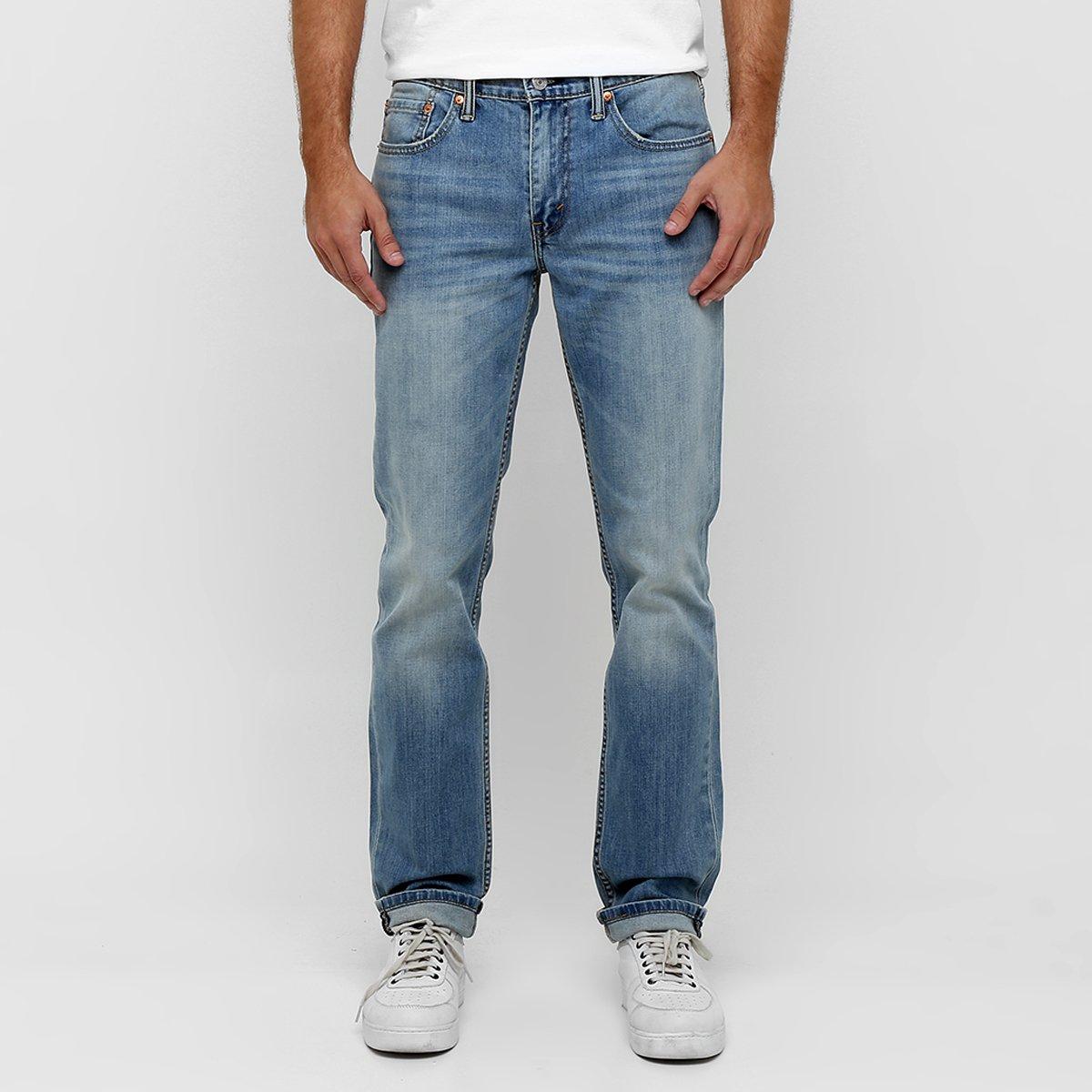 Calça Jeans Levi s 511 Slim Fit - Compre Agora  d2f7ded31ab