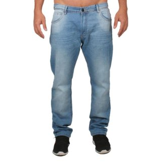 Calça Jeans Lost Blue Media Lost