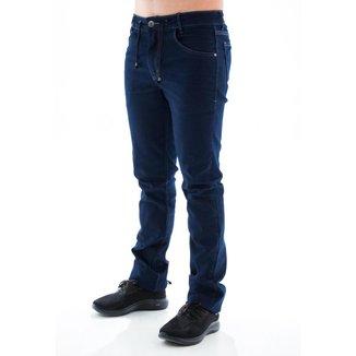 Calça Jeans Masculina Arauto Modelagem Slim