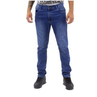 Calça Jeans Masculina Ennafie