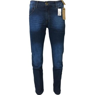 Calça Jeans Oliver Reta Masculina