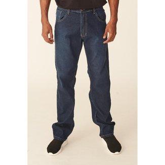Calça Jeans Plus Size Confort Fit Onbongo Masculino