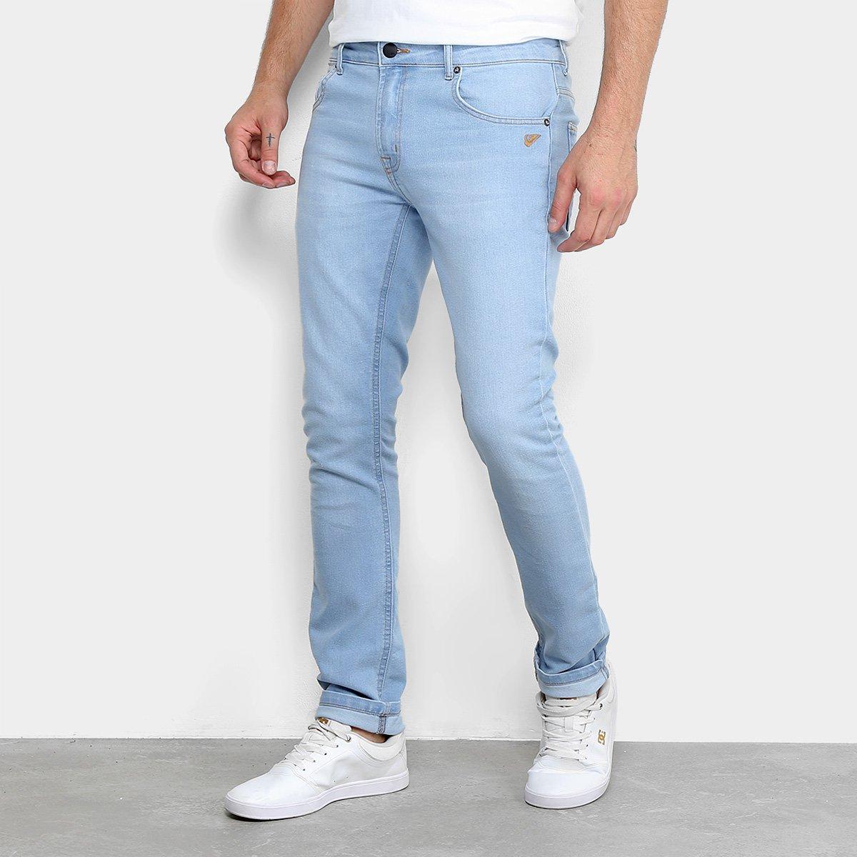 ea4bc6b06eeb1 Calça Jeans Quiksilver Artor Delave Masculina - Compre Agora