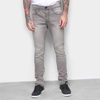 Calça Jeans Quiksilver Básica Masculina