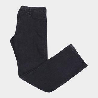 Calça Jeans Rip Curl Black Wave Plus Size Masculina