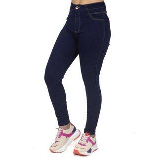Calça Jeans Skinny Básica Omertá Feminina