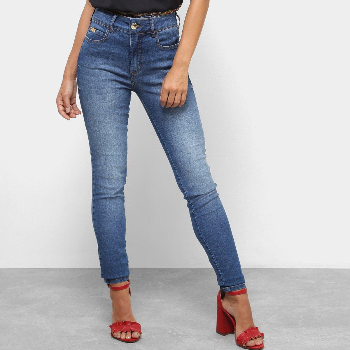 69fc7ddcc Calça Jeans Skinny Colcci Bia Feminina | Netshoes
