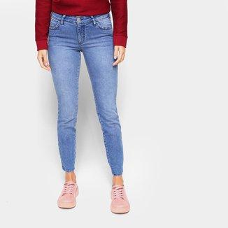 Calça Jeans Skinny Colcci Fátima Cintura Baixa Feminina
