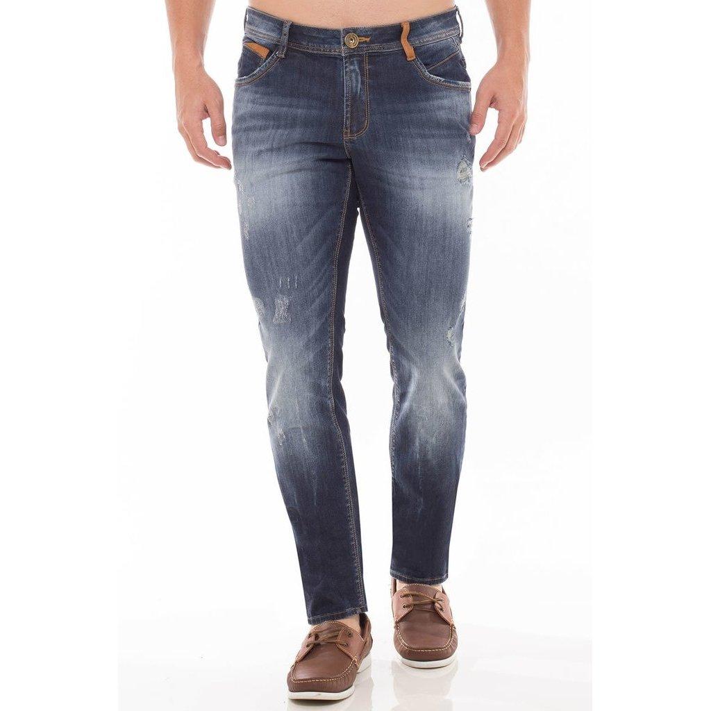 3efd1fc7f Calça Jeans Skinny Denúncia Masculina | Netshoes