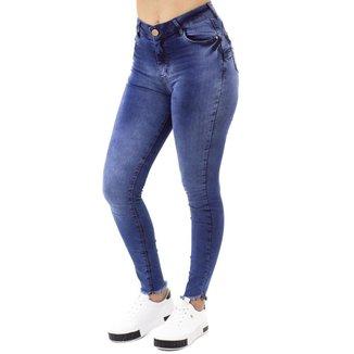 Calça Jeans Skinny Feminina No Alcance