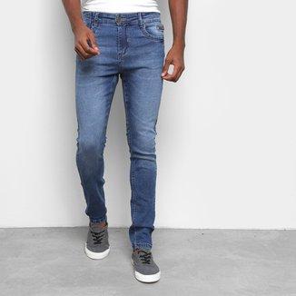 Calça Jeans Skinny Just Denim Estonada Masculina