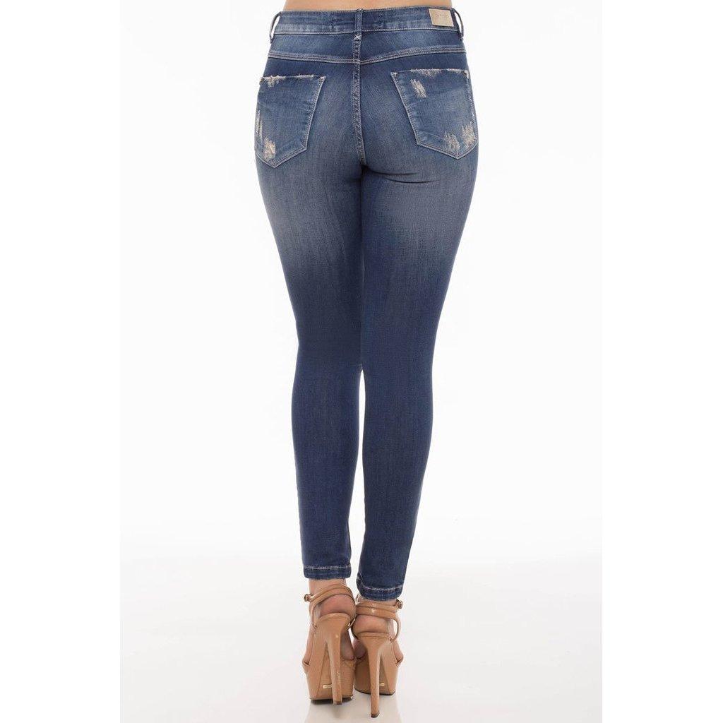 Jeans Skinny Calça Skinny Jeans Osmoze Jeans Feminina Calça Osmoze rTArX