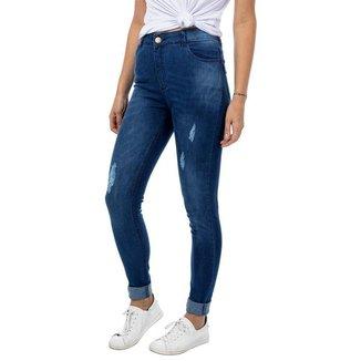 Calça Jeans Skinny TNG Feminina