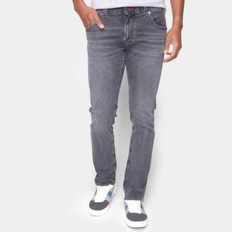 Calça Jeans Skinny Tommy Hilfiger Estonada Masculina