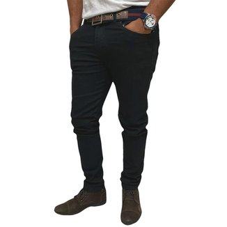 Calça Jeans Skynni Masculina Com Lycra