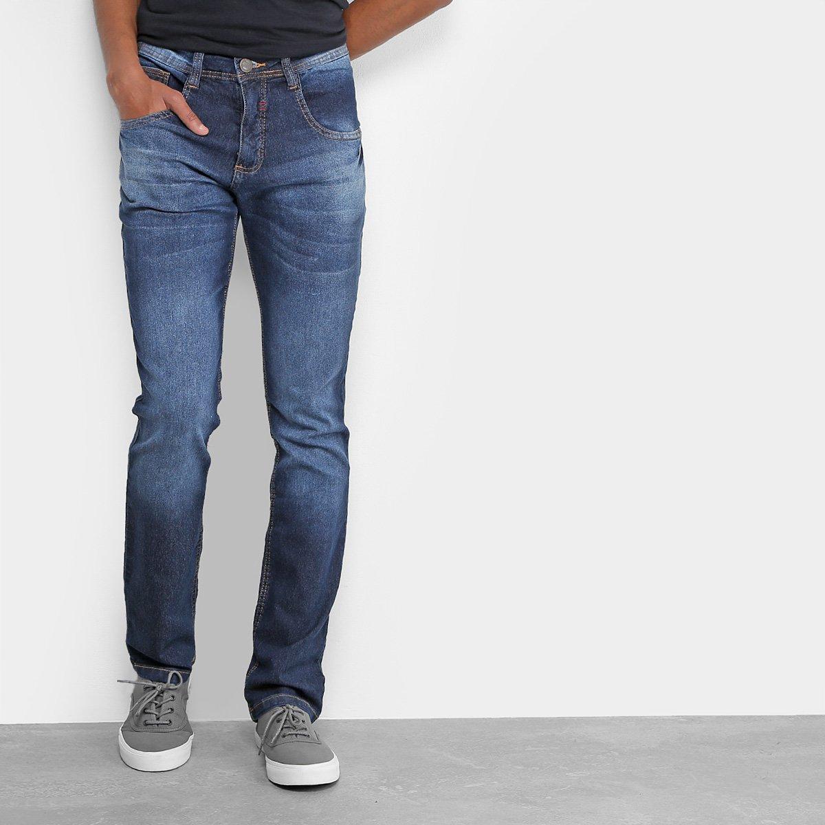 Calça Jeans Slim Biotipo Estonada Masculina - Compre Agora  d5288aae3de