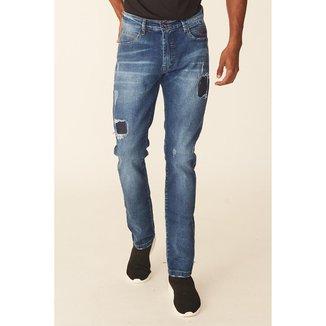 Calça Jeans Slim Confort Ecko Masculino