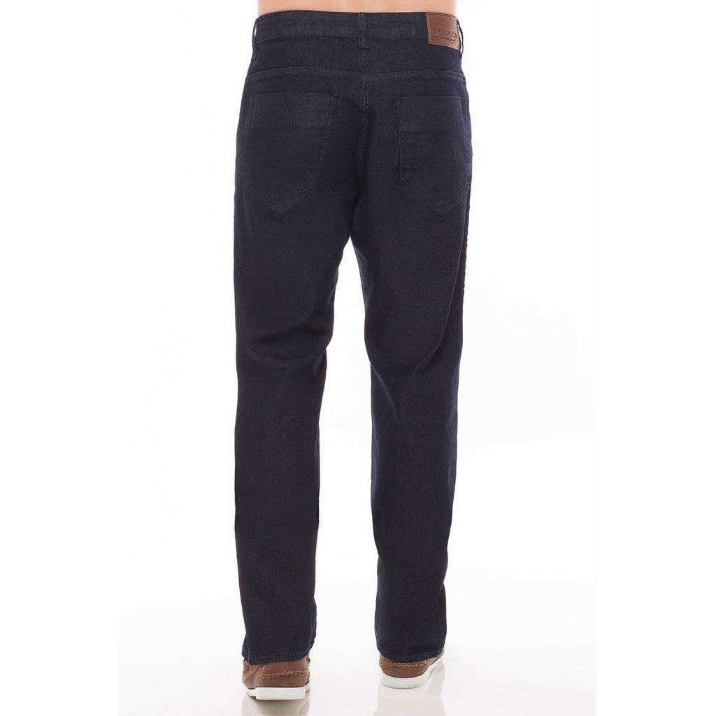 Masculina Slim Calça Calça Jeans Denúncia Fit Jeans Azul qvSYORO