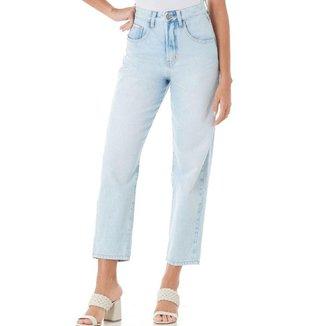 Calça Jeans Slywear Reta Capri