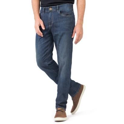Calça Jeans Taco Slim Super Stone Masculina - Masculino