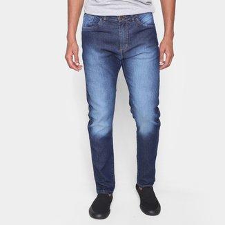 Calça Jeans TKS Skinny Estonada Masculina