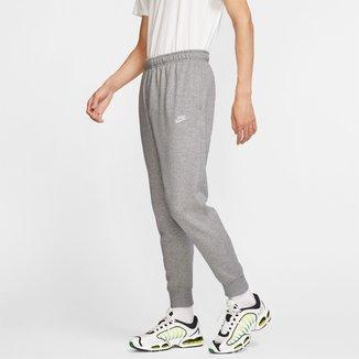 Calça Jogger Moletom Nike Sportswear Club Masculina
