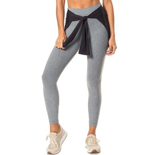 Calça Legging Active Essential - Cinza