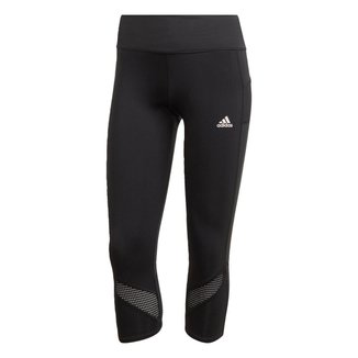 Calça Legging Adidas 3/4 Own the Run Feminina