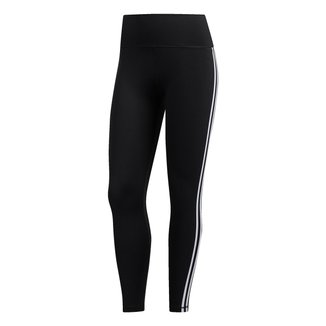 Calça Legging Adidas Believe This 2.0 3 Stripes 7/8 Feminina