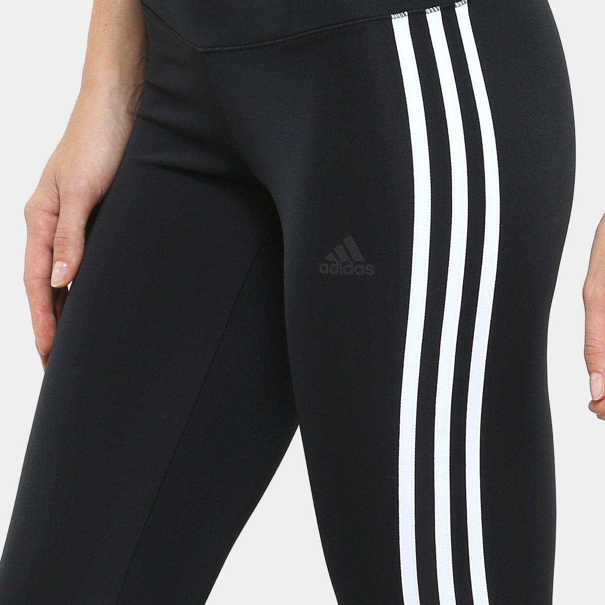 Move Designed Branco Legging Preto e Adidas Feminina 2 Calça nSUwvA1xI