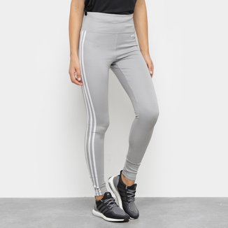 Calça Legging Adidas Designed To Move 7/8 3S Feminina