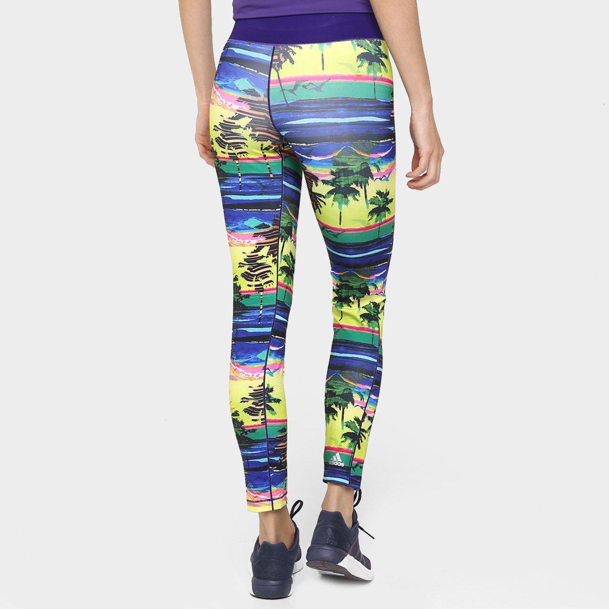 Roxo Amarelo Calça Legging Legging G1 Calça Feminina e Adidas Salinas 0vZ7xzwWvq