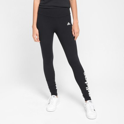 Calça Legging Adidas Linear Feminina