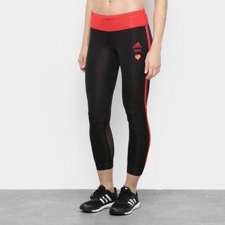 Calça Legging Adidas Own The Run Valentine 7/8 Feminina