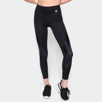 Calça Legging Área Sports Replace Cintura Alta Feminina