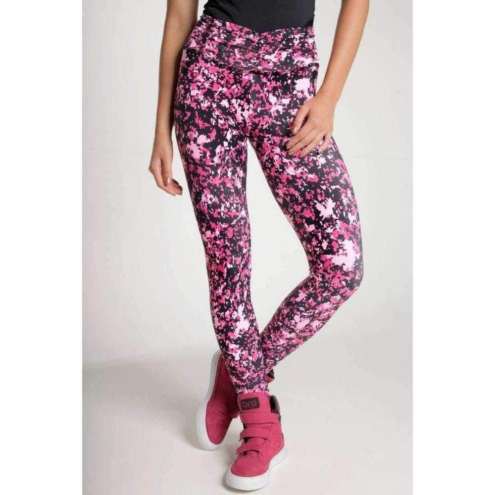 2adidas camuflado rosa e preto