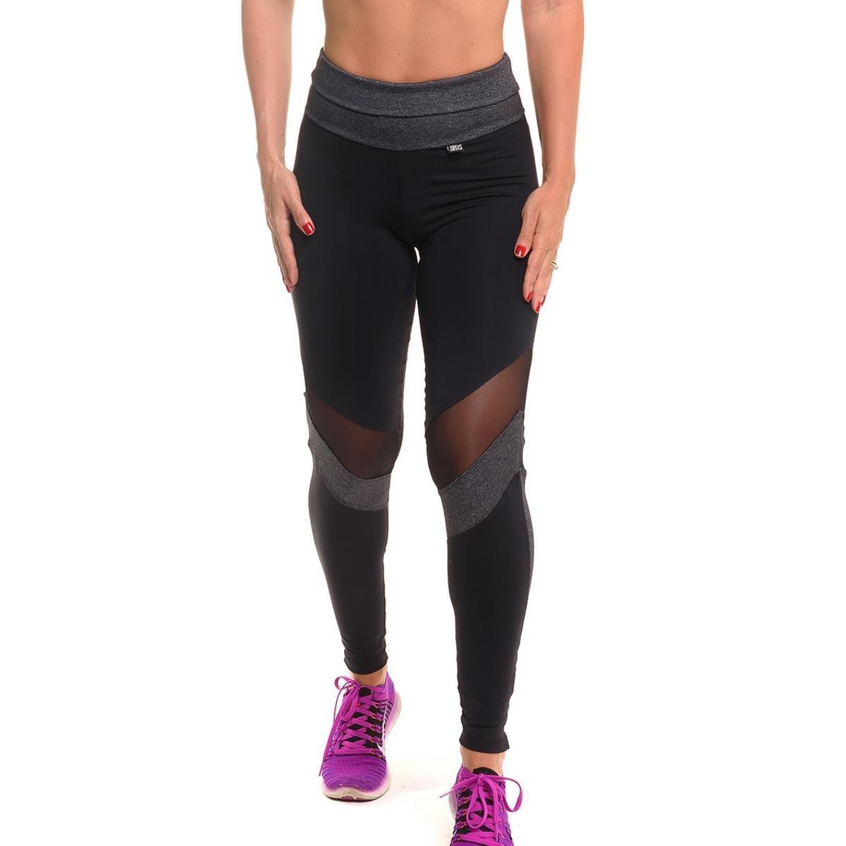 Legging Solar Blend Preto Proteção Calça Sandy Legging Calça Proteção com com pOwqg