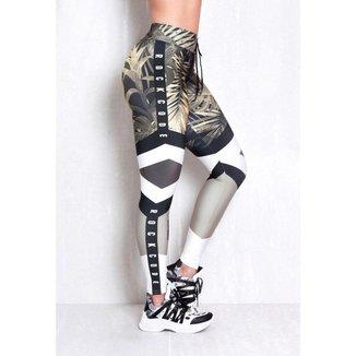 Calça Legging Elastic Majestic Rock Code