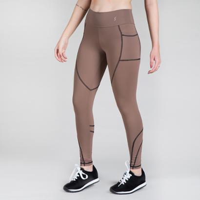 Calca Legging Feminina Surty Essential Team Feminina