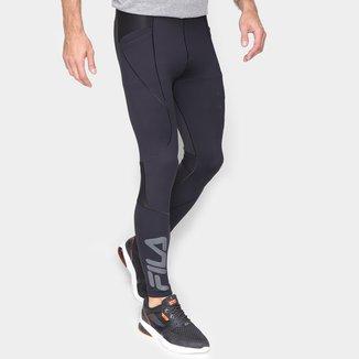Calça Legging Fila High Tech Pockets Emana Masculina
