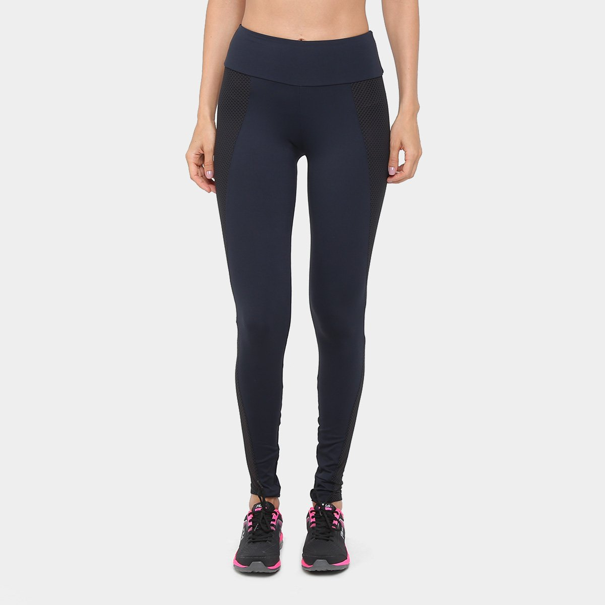 Calça Feminina Legging Legging Legging Calça Feminina Fila Fila Preto Rock Rock Preto Calça xH0qRwPwO
